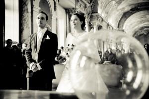 Notre mariage en janvier 2011