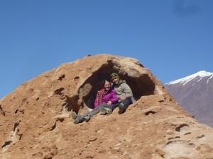 Est-ce que vous pourriez vivre dans une grotte comme celle-ci pendant 1 mois, sans apprendre à gérer les conflits ?